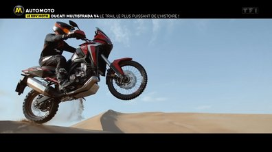 Le RDV Moto - Ducati Multistrada V4 : le trail le plus puissant de l'histoire !