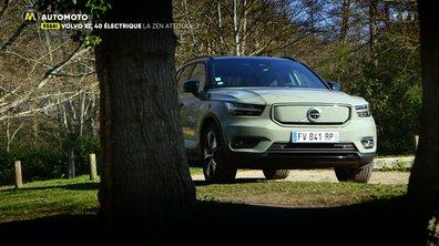Essai - Volvo XC40 électrique : la Zen Attitude ?
