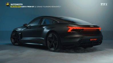 Découverte - Audi e-tron GT, le grand tourisme réinventé ?