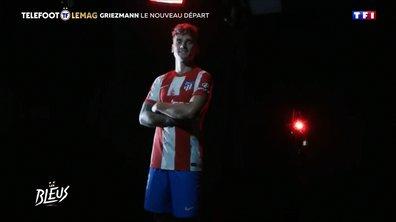 Griezmann, le nouveau départ