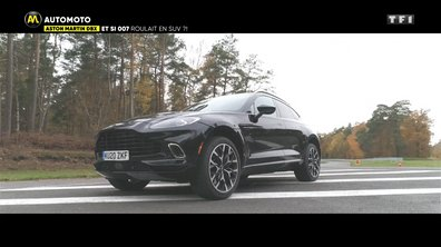 Aston Martin DBX : et si 007 roulait en SUV ?!