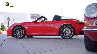 Essai : Porsche 911 Targa, la plus désirable des 911 ?