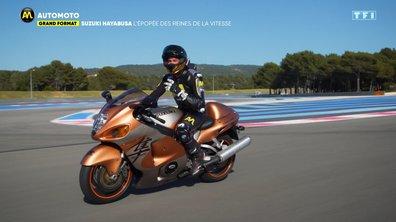 Grand Format - Suzuki Hayabusa, l'épopée des reines de la vitesse