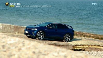Essai - VW ID.4 : Futur best-seller des SUV électriques ?