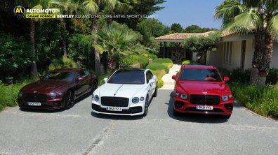 Grand Format - Bentley, 102 ans d'histoire entre sport et luxe !