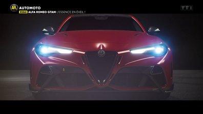 Essai - Alfa Romeo GTAM, l'essence en éveil !