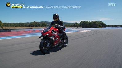 Le RDV Moto - Ducati Superleggera, puissance absolue et légèreté extrême