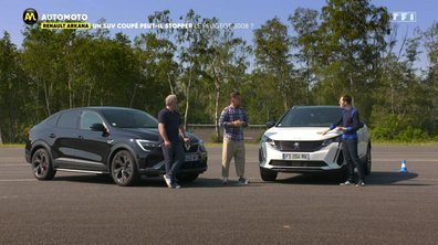 Renault Arkana : un SUV coupé peut-il stopper le 3008 ?