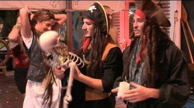 La soirée des Habitants : suivez la soirée pirate complètement déjantée !