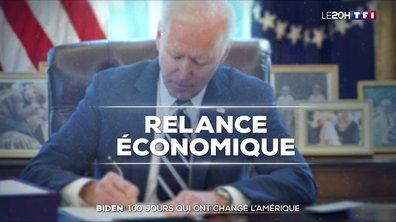 100 premiers jours de Joe Biden : ce qui a changé aux États-Unis