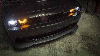 Hennessey offre 1.050 chevaux à la Dodge Challenger Hellcat