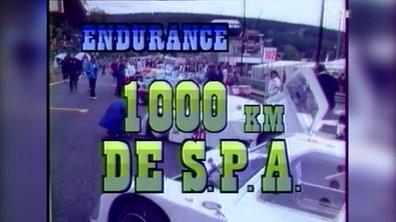 Endurance : 1000 km de SPA – Automoto 24 mai 1986