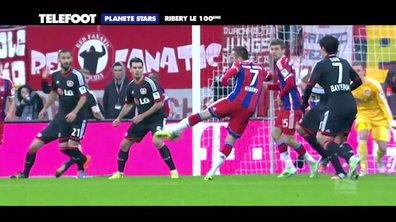 Planète Stars : 100ème but pour Ribéry, Chelsea trébuche, Arsenal coule...