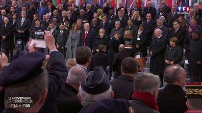 Commémoration du 11 novembre : Vladimir Poutine arrive de son côté