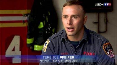 11-Septembre : les héritiers des pompiers new-yorkais