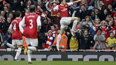 Nasri délivre Arsenal !