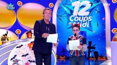 Les 12 coups de Midi : Evan dévoile sa fable à Jean-Luc !