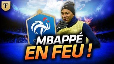 La Quotidienne du 13/11 : Mbappé martyrise un coéquipier chez les Bleus !