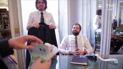 Eric & Quentin : Tailleurs pour candidats de la Présidentielle