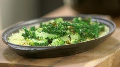 Riz de Camargue, Paëlla de légumes d'hiver (Végétarienne)