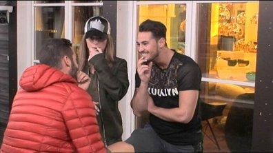 Emilie conseille à Loïc d'ignorer Mélanie