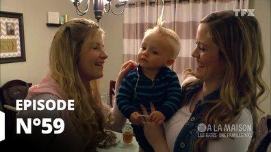 19 à la maison les Bates : une famille XXL - Episode 59