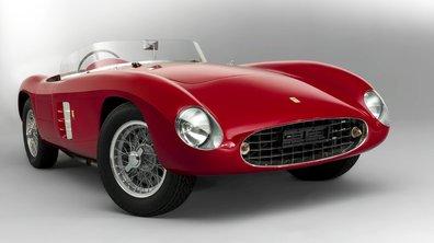 Rétromobile 2017 fête les 70 ans de Ferrari