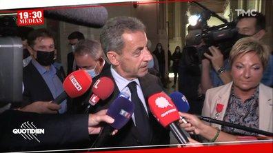 19h30 Médias – Affaire Bygmalion : Nicolas Sarkozy reconnu coupable