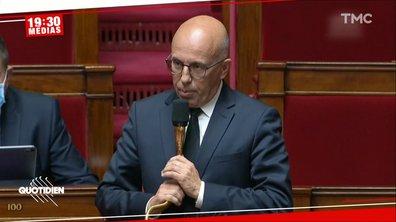 19h30 Médias – Attentat de Rambouillet : immigration et terrorisme, la droite marche sur les plates-bandes du RN