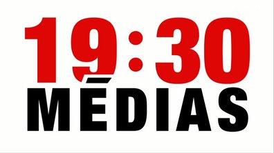Le 19h30 Médias de Julien Bellver