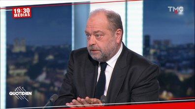 19h30 Médias - Consentement, prescription: ce qu'il faut retenir des annonces d'Eric Dupond-Moretti