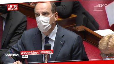 19h30 Médias – Élections régionales : Jean Castex chahuté à l'Assemblée nationale