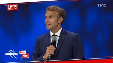 19h30 Médias : Emmanuel Macron, l'hyperactif