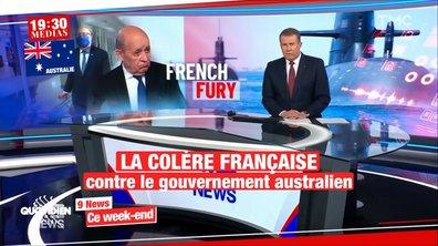19h30 Médias – Sous-marins : la France savait-elle pour la rupture du contrat ?
