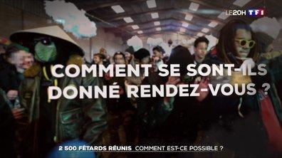 2 500 fêtards réunis en Bretagne : comment est-ce possible ?