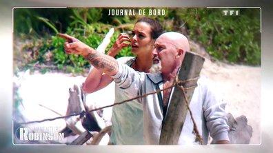 L'Aventure Robinson : Marine Lorphelin et Vincent Lagaf', les pros de la cabane ?
