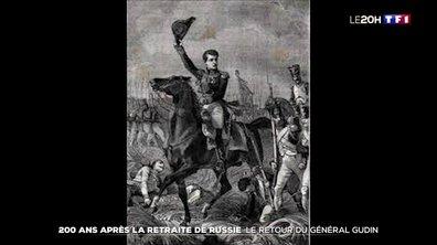 200 ans après la retraite de la Russie : le retour du général Gudin