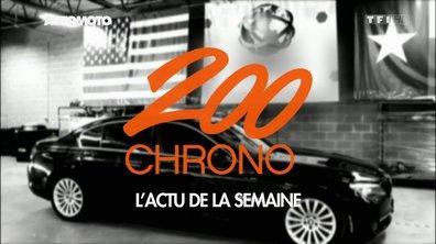 "L'Actu 200"" chrono du 13 octobre 2013"