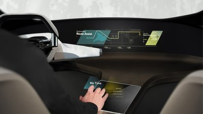 CES 2017 : BMW exposera un intérieur automobile à hologrammes