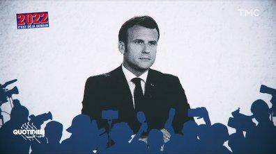 2022, c'est déjà demain: comment Emmanuel Macron veut-il sauver son mandat ?