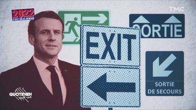 2022, c'est déjà demain : Emmanuel Macron devra-t-il remanier son gouvernement après les régionales ?