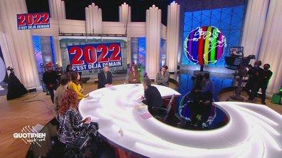 2022, c'est déjà demain : la France est-elle prête à élire une présidente ?