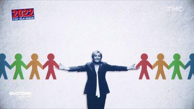 2022, c'est déjà demain: la stratégie de Marine Le Pen pour l'emporter