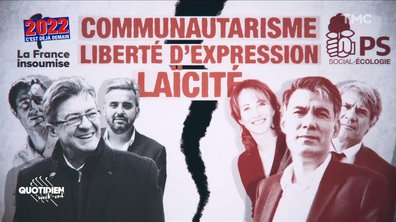 2022, c'est déjà demain : la vidéo WTF de Benoît Hamon, Bayrou homme de la semaine et une gauche très dispersée