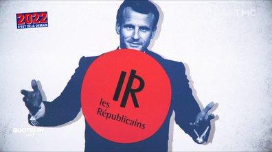 2022, c'est déjà demain : l'OPA d'Emmanuel Macron sur la droite