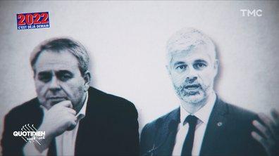 2022, c'est déjà demain - Pécresse, Bertrand ou Wauquiez, qui sera le candidat de la droite ?