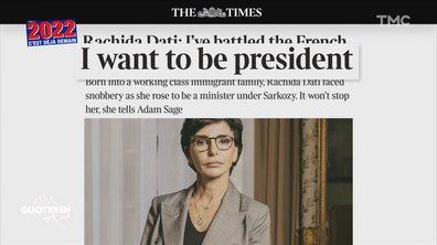 2022, c'est déjà demain : Rachida Dati candidate, mais pas trop, Edouard Philippe utile malgré lui et les promesses oubliées d'Emmanuel Macron