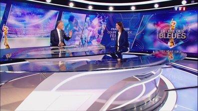 Mondial 2019 :Corinne Diacre revient sur la non-sélection de Katoto