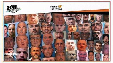 20h Médias : 700 victimes, 400 accusés, la nouvelle enquête qui éclabousse l'Église américaine