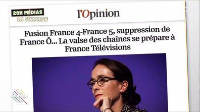 20h Médias : Adieu France 4 et France Ô ?